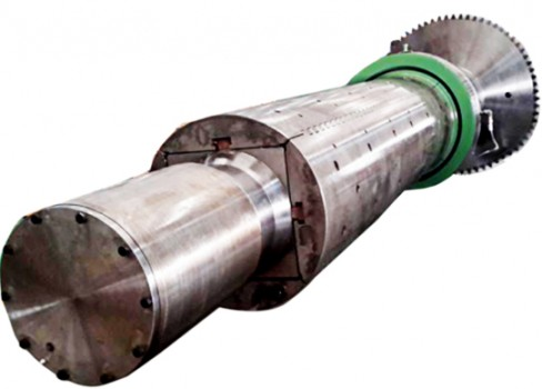 De mandrel pyramidis Shaft Type