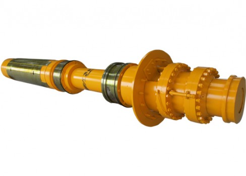 Rod - plunger Wedge-type Mandrel