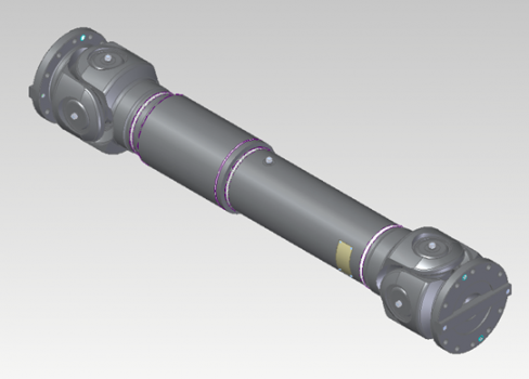 Pa Cross-qag Universal Coupling